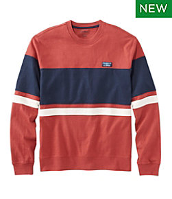 Men's Classic Rugby Crewneck Regular